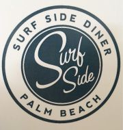 Surf side Diner - Palm Beach
