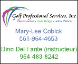 Mary-Lee Cobick & Dino Del Fante
